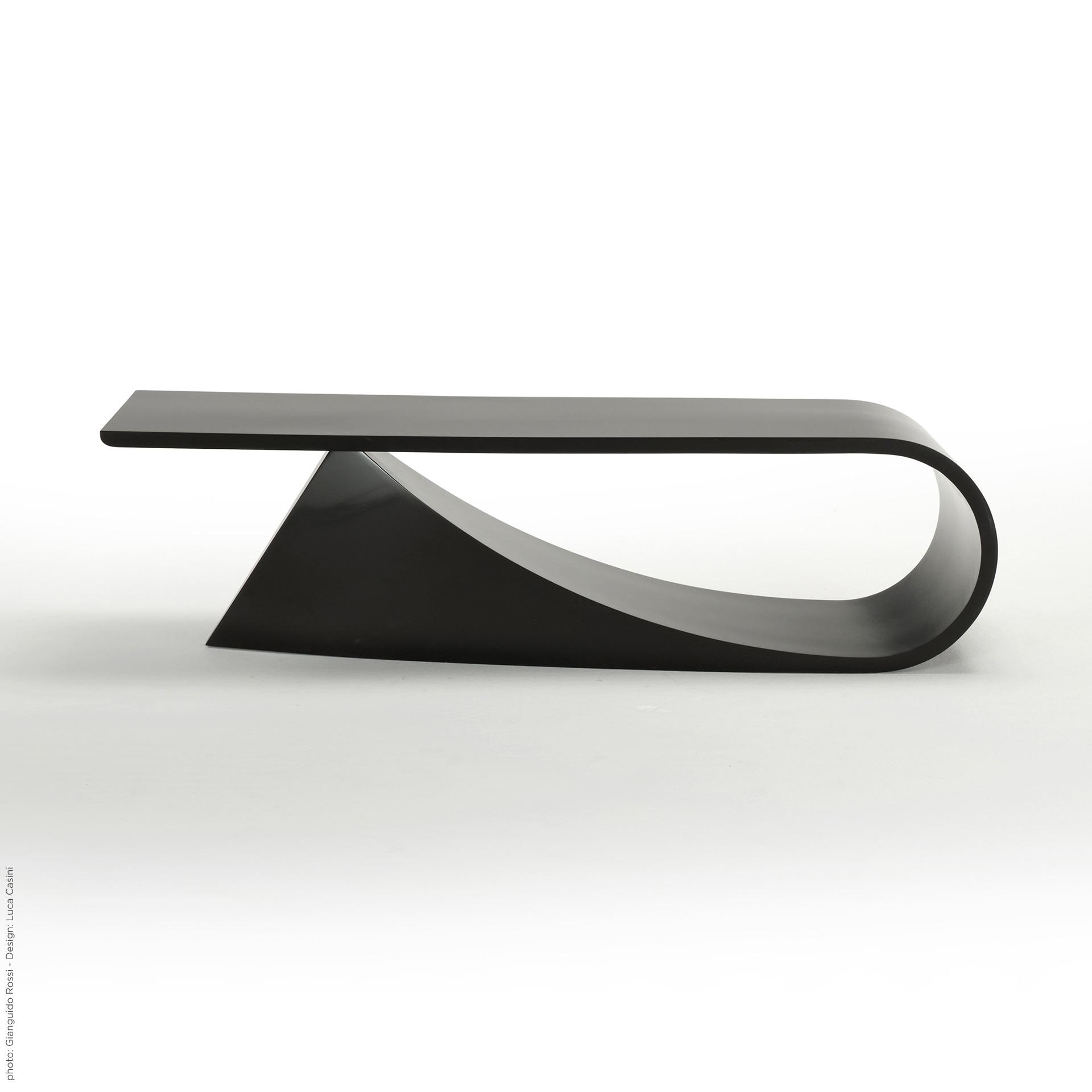 art furniture tavolino scultura Static Dynamism design Luca Casini